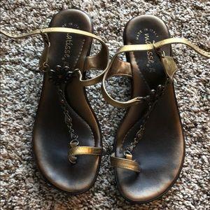 Matisse wedge sandal